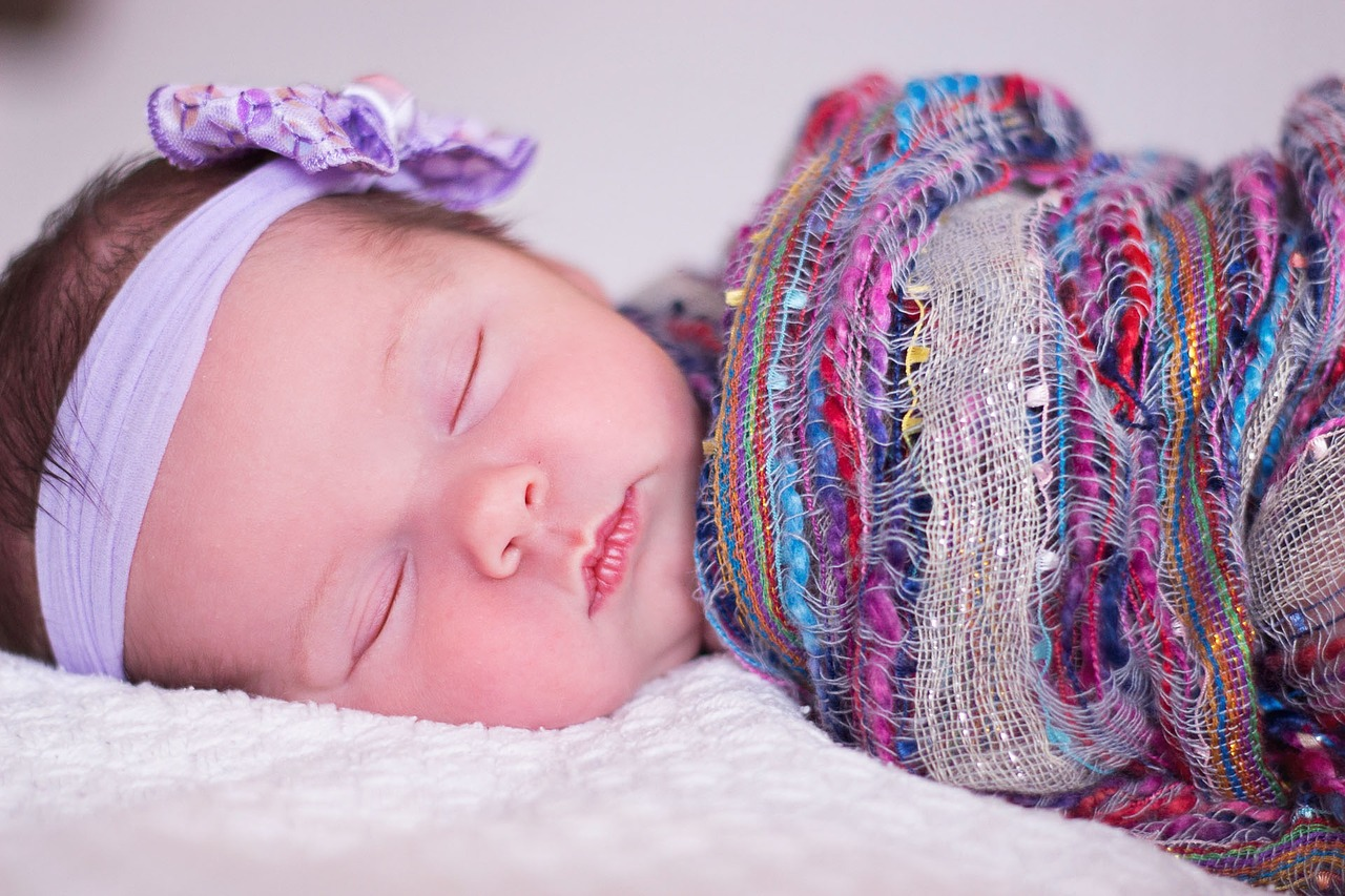 Schlafrhythmus bei Babys