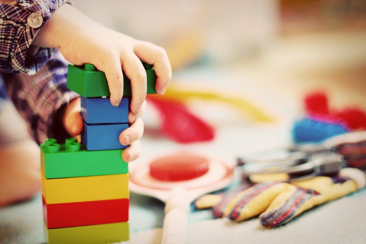 Schadstoffminderung bei Spielzeug